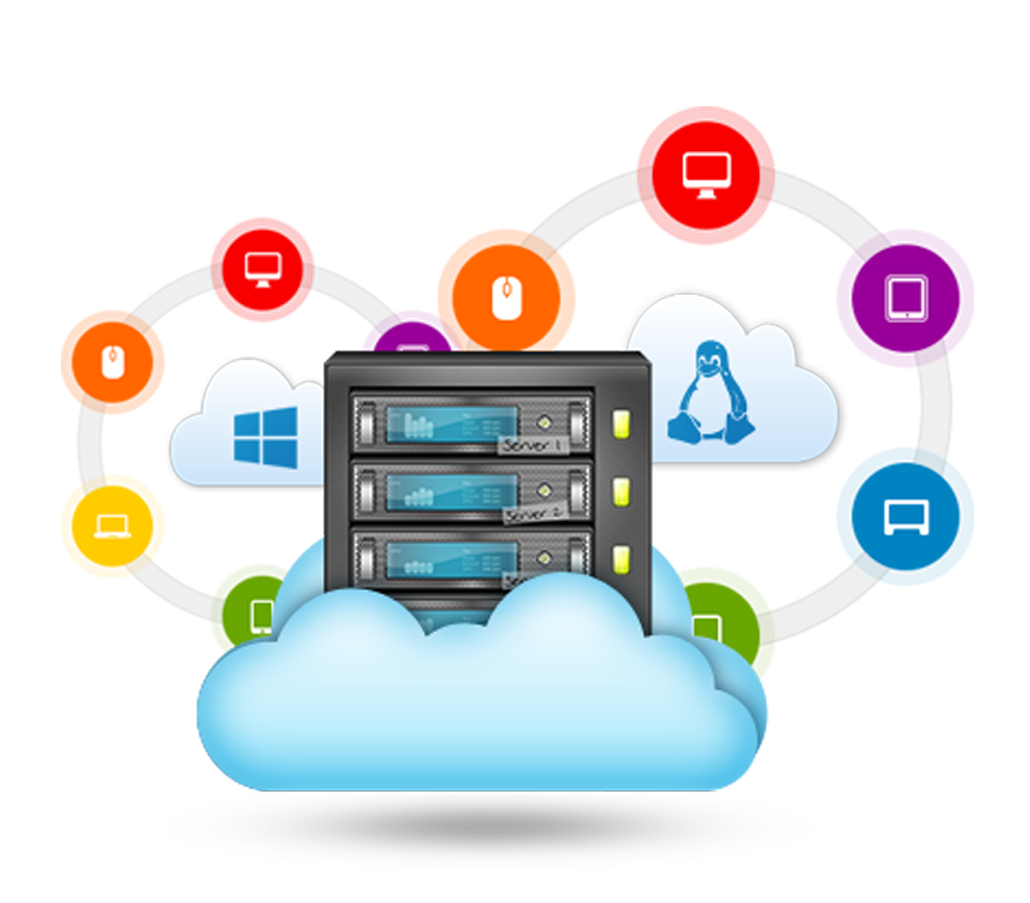 Windows server for web hosting